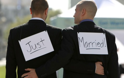 Section 3 DOMA will be reviewed by the Supreme Court on March 27, 2013. (Courtesy of theblaze.com)