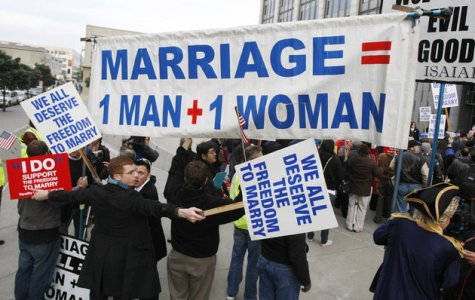 Civil unions are enough for now