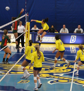 'Runners sweep conference opponents