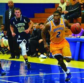 Roadrunner basketball obliterates UC Merced in home opener
