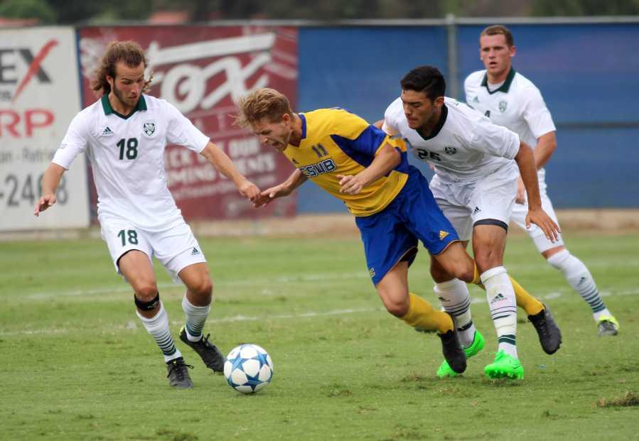 CSUB battles to a draw