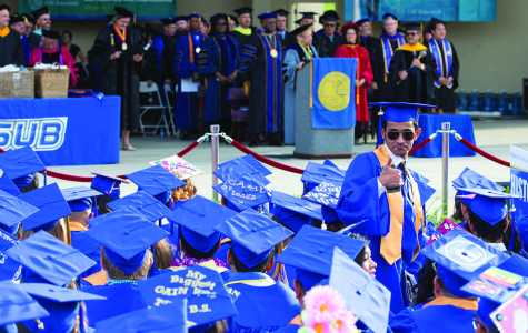 Students celebrate achievements at 46th annual commencement