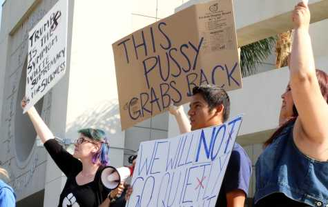 Student protesters bring attention to CSUB