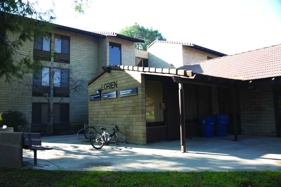The Lorien Building now houses the CAMP program, Cal-SOAP, MBAP and San Joaquin Achiever Scholarship Network.  Photo by AJ Alvarado/The Runner