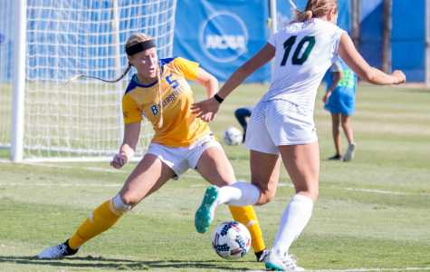 CSUB shutout on senior day against Utah Valley