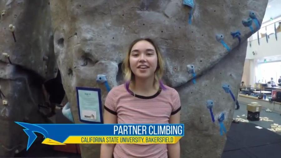 SRC Partner Rock Climbing