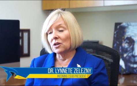Incoming President Lynnette Zelezny