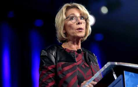 Dept. of Education proposes a rule change to Title IX