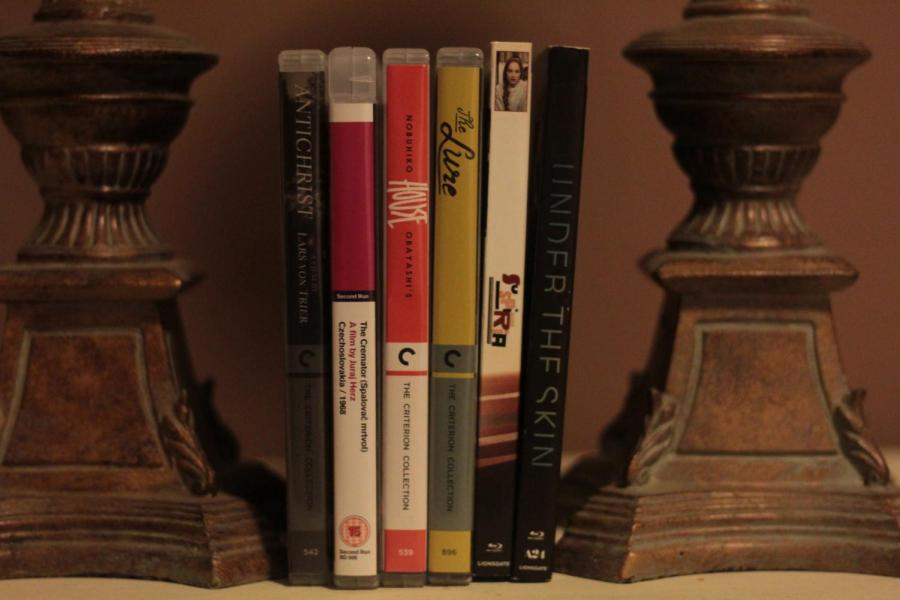 Physical media copies of the films mentioned.