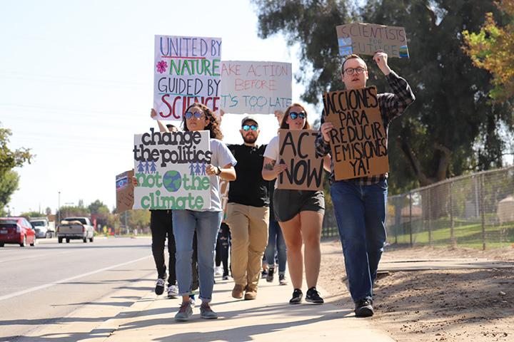 Ruuna Morisawa on-campus protests4