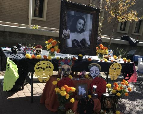Photo contributed of Dia de los Muertos event on Oct. 31.