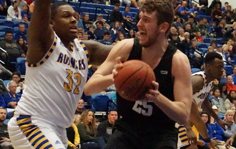 Men's basketball takes the win from Grand Canyon University