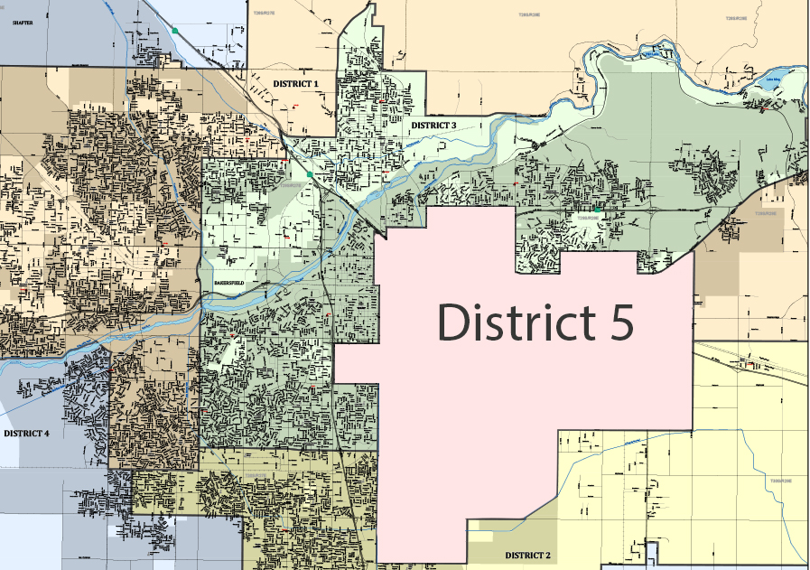 5th District Supervisor Elections ensure a candidate for everyone