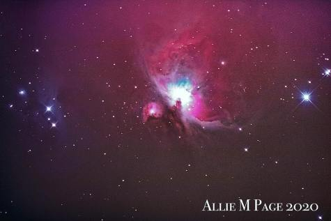 Preview: Shooting for the stars with Allie Page