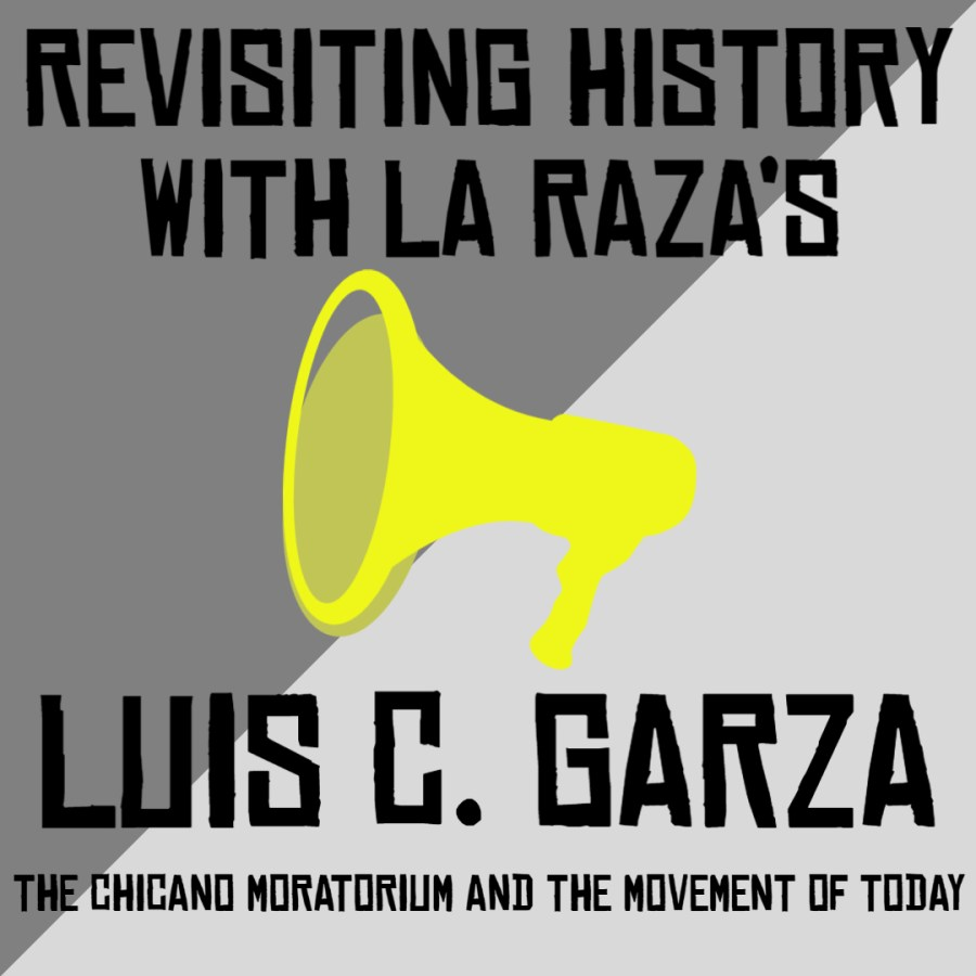 A Conversation with La Raza Magazine's Luis C. Garza