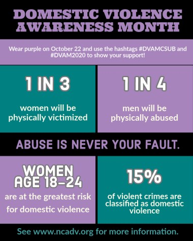 Abuse is never the victim