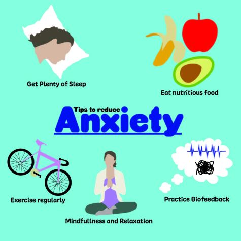 Five easy ways to reduce anxiety at home