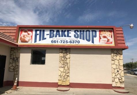 The Fil Bake Shop in Delano, CA
