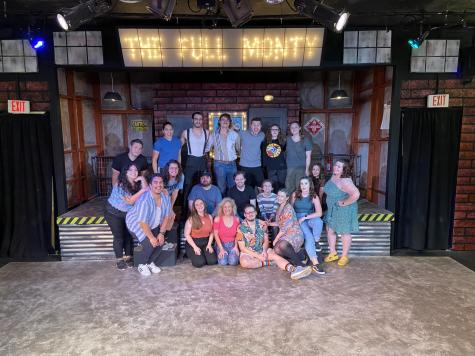 'The Full Monty' spices up the stage at The Empty Space