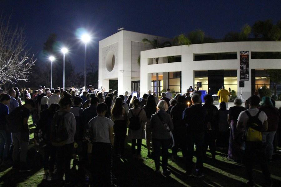Vigil for New Zealand Tragedy