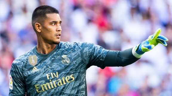 Alphonse Areola Needs To Step Up To Challenge The Real Madrid ...