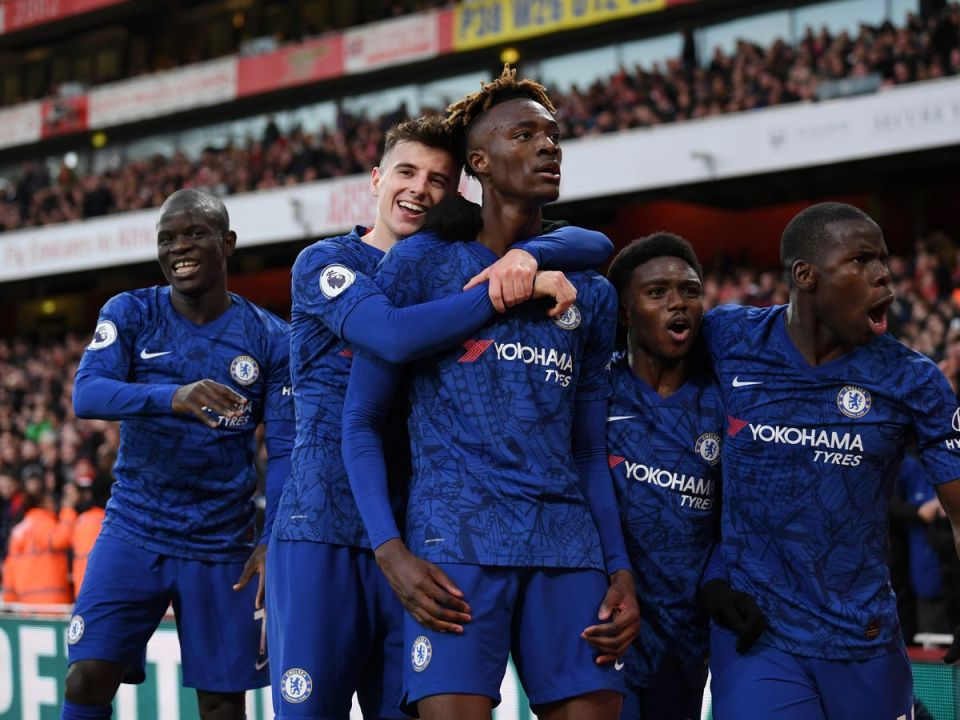Crem De La Prem English Premier League Midseason Grades The Runner Sports