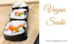 bonus recipe under 30 Vegan Sushi