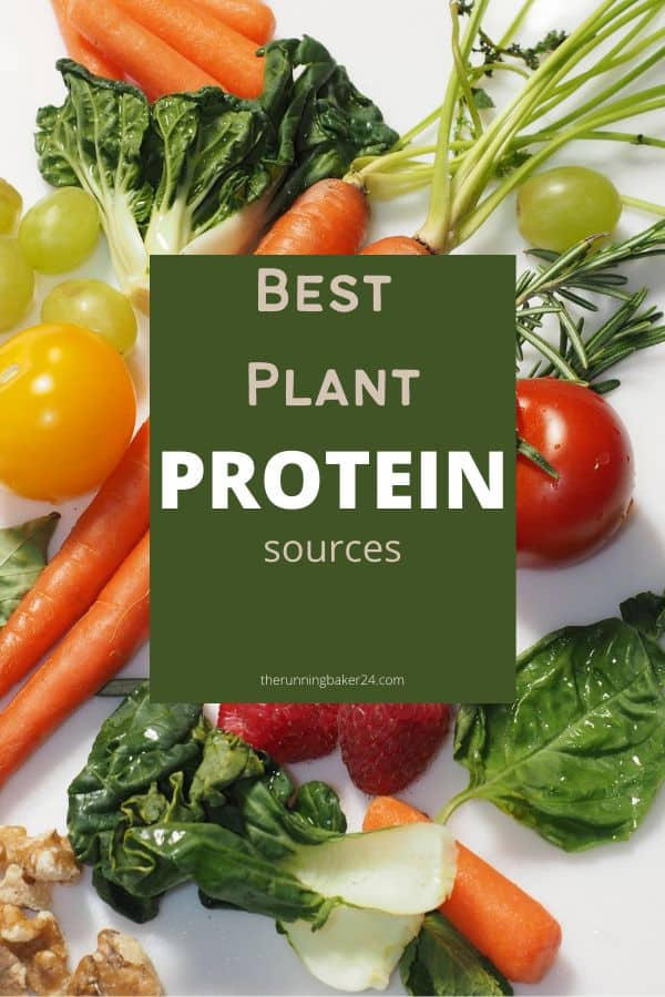 ultimate guide to best plant protein sources poster