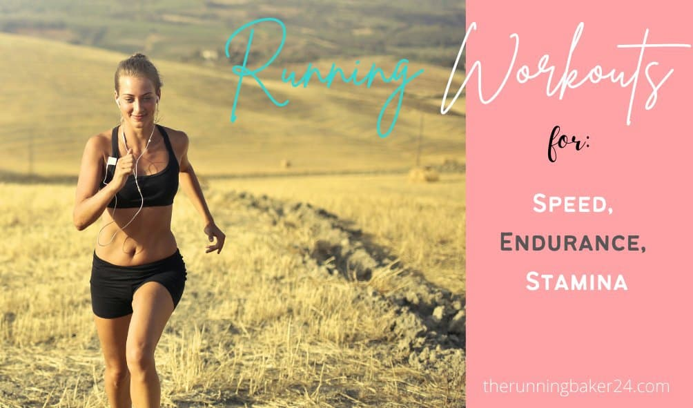 girl running on hills different types of running workouts