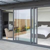 5 Advantages of Using Aluminum Sliding Doors