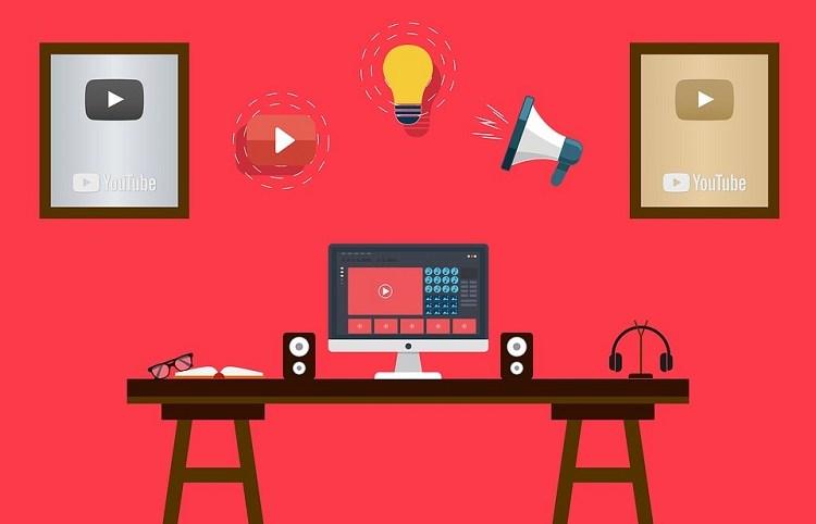 YouTube video sharing