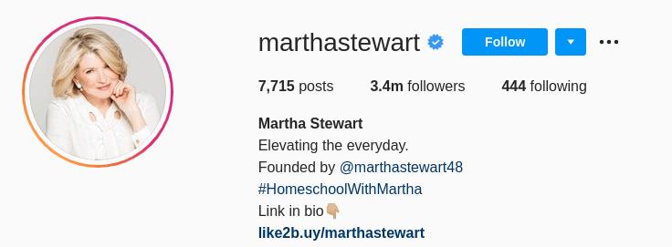 marthastewart