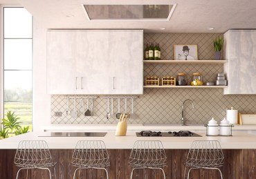 tile backsplashes