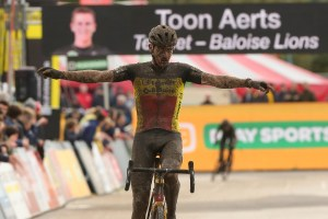 Toon Aerts in Boom
