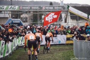 Dutch Women at the 2020 Cyclocross World Championships