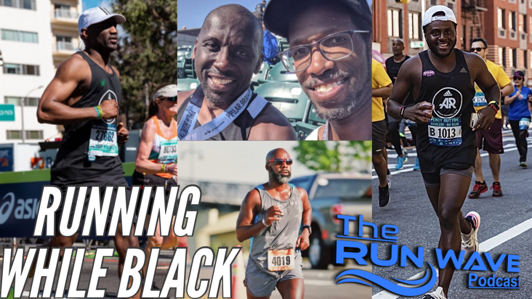 The Visual Episode: Running While Black