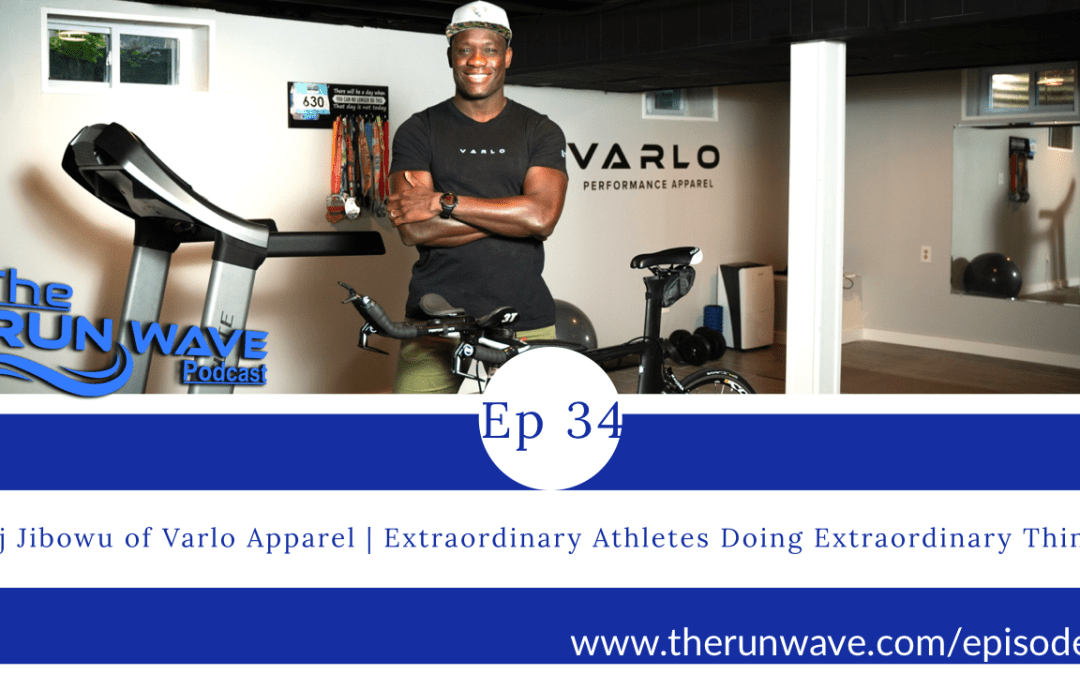 Soj Jibowu of Varlo Apparel | Extraordinary Athletes Doing Extraordinary Things