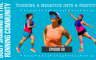 Body Shaming In The Running Community with @brandytherunner_