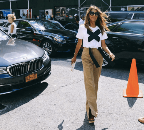 Style Creeping during NYFW