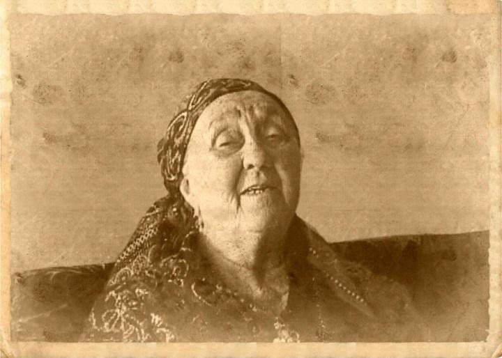 Maria my Babuska