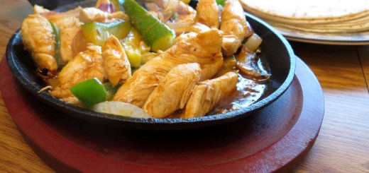 chicken with tortillas