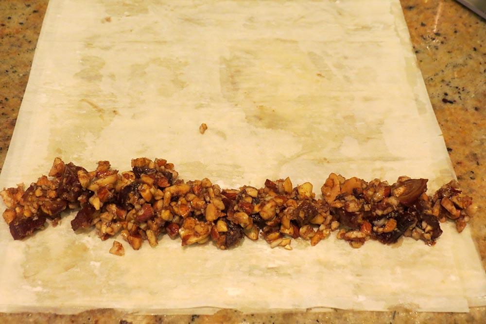 filling-baklava