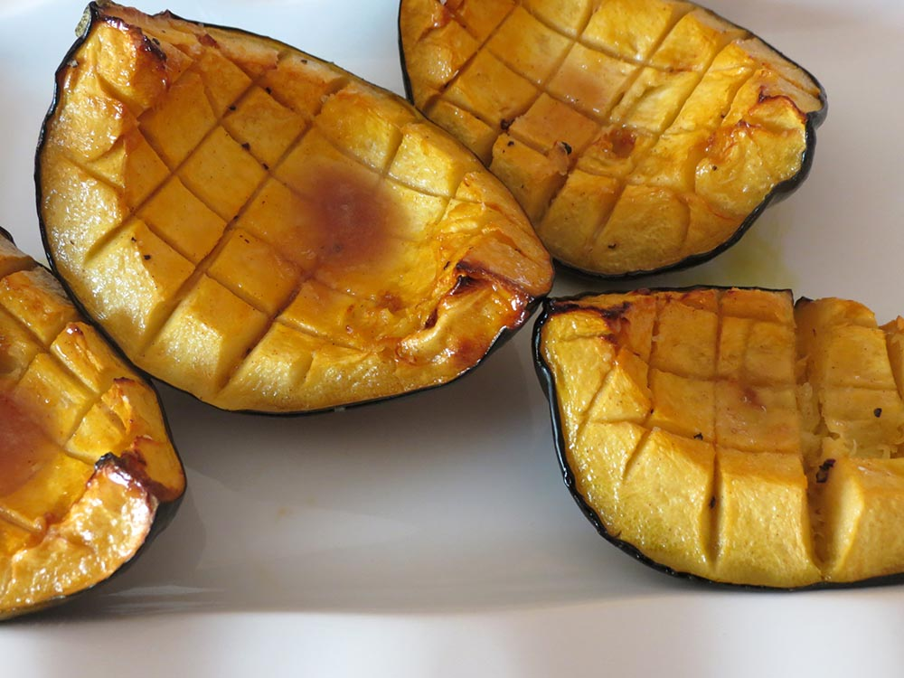 cooked-acorn