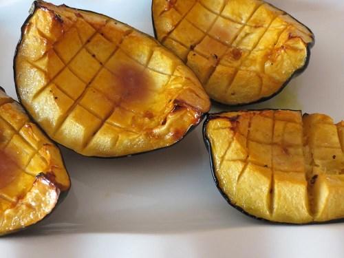 cooked acorn