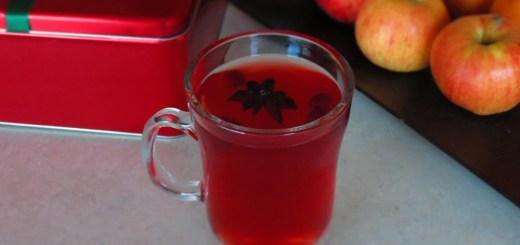 cranberry cider