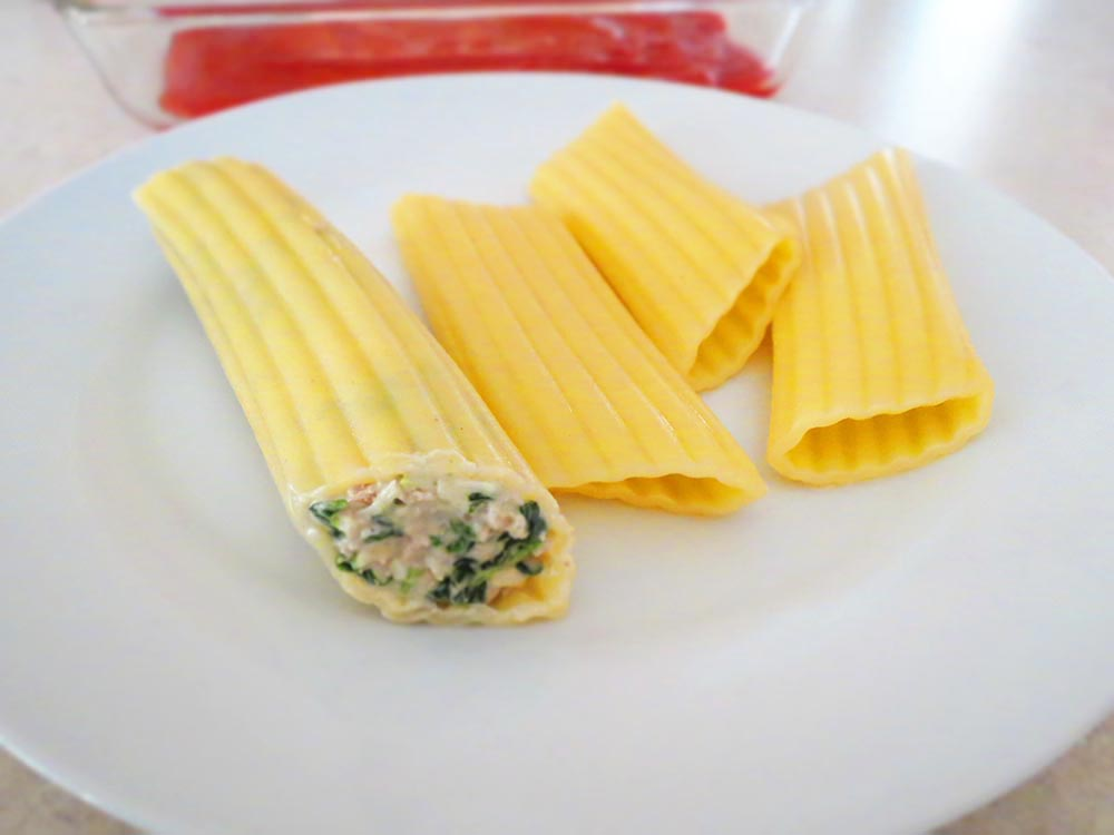 stuffing-macaronie