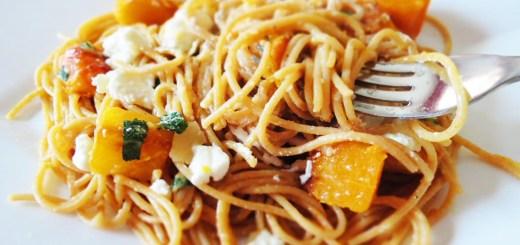pasta with squash
