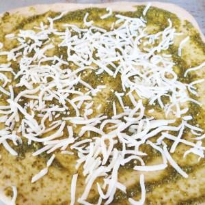 sprinkle with mozzarella