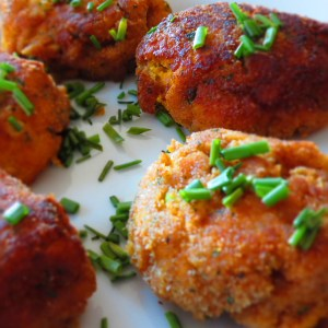sweet potatoes patties
