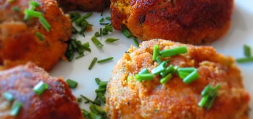 sweet potatoes patties
